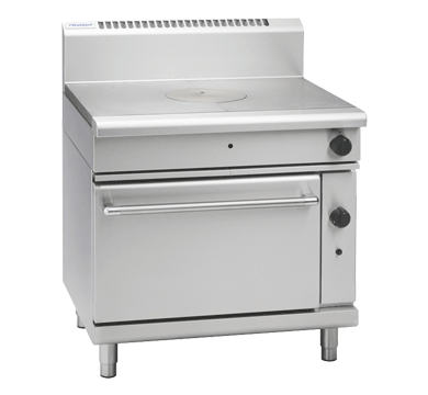 Waldorf 800 Series RNL8110G – 900mm Gas Target Top Static Oven Range