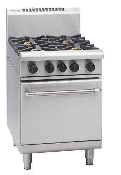 Waldorf 800 Series RN8410G – 600mm Gas Range Static Oven