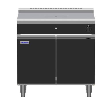 Waldorf Bold RNB8100G-CD – 900mm Gas Target Top – Cabinet Base