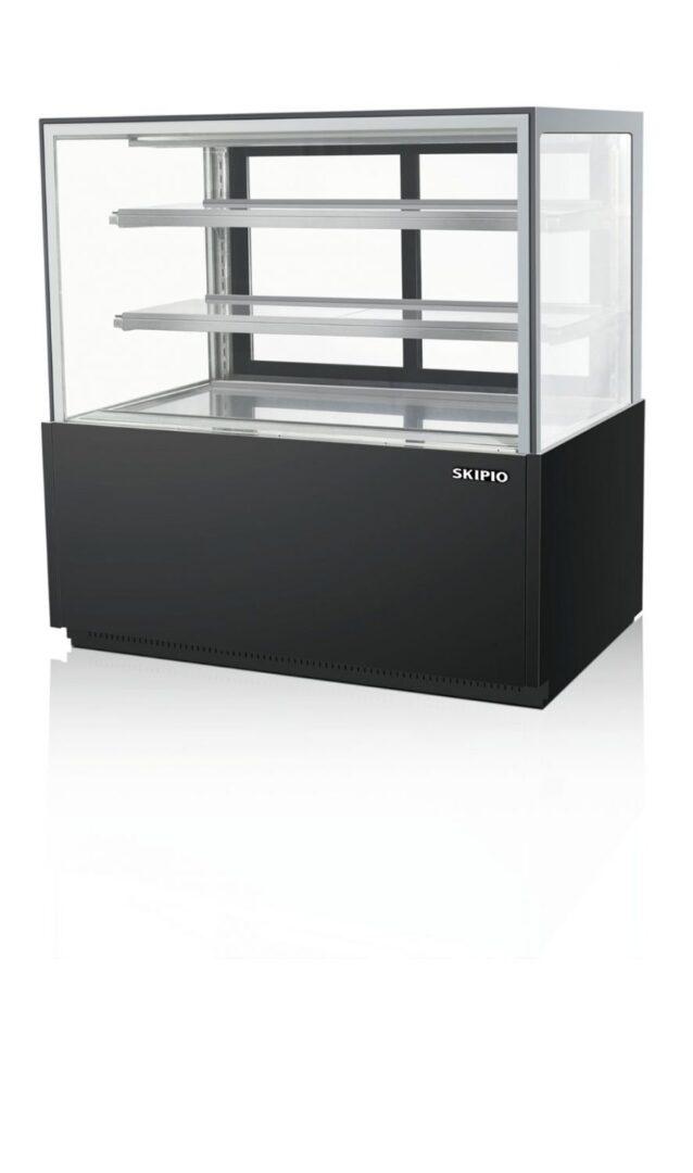 Skipio SB1200-3RD Bakery Case Refrigerator