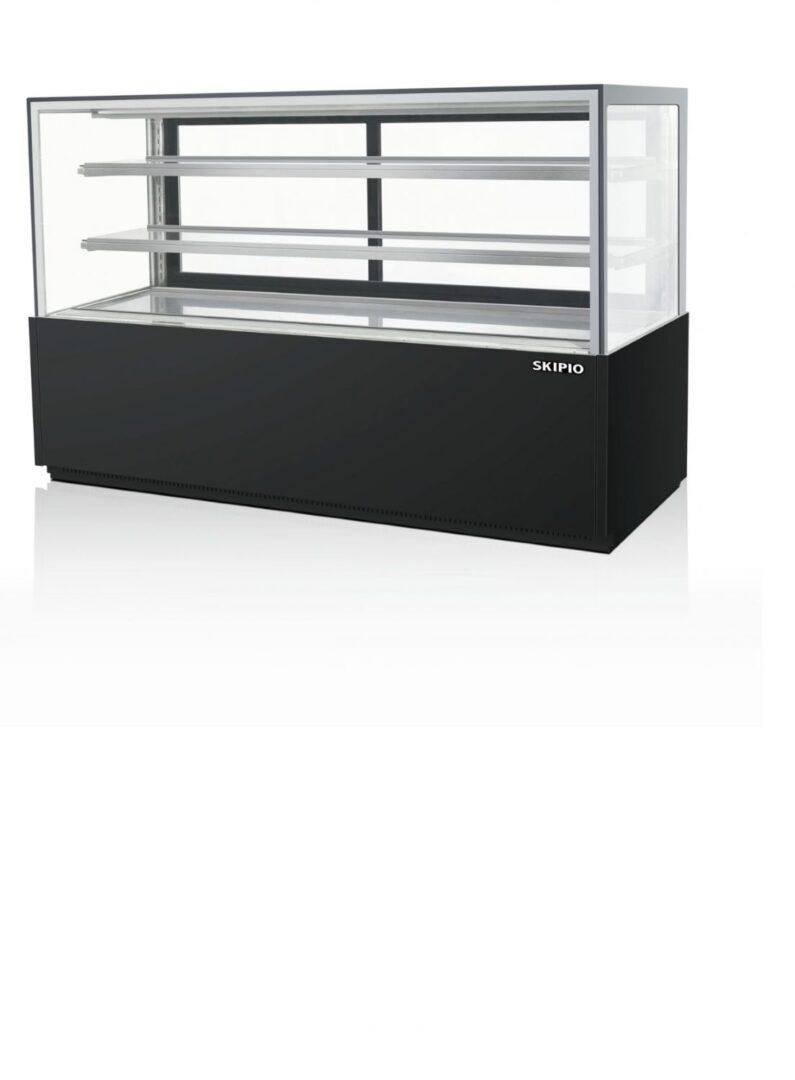 Skipio SB1800-3RD Bakery Case Refrigerator