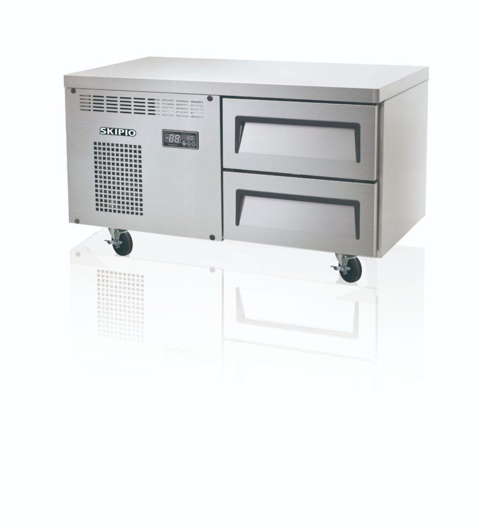 Skipio SCB10-2 Chef Base Refrigerator
