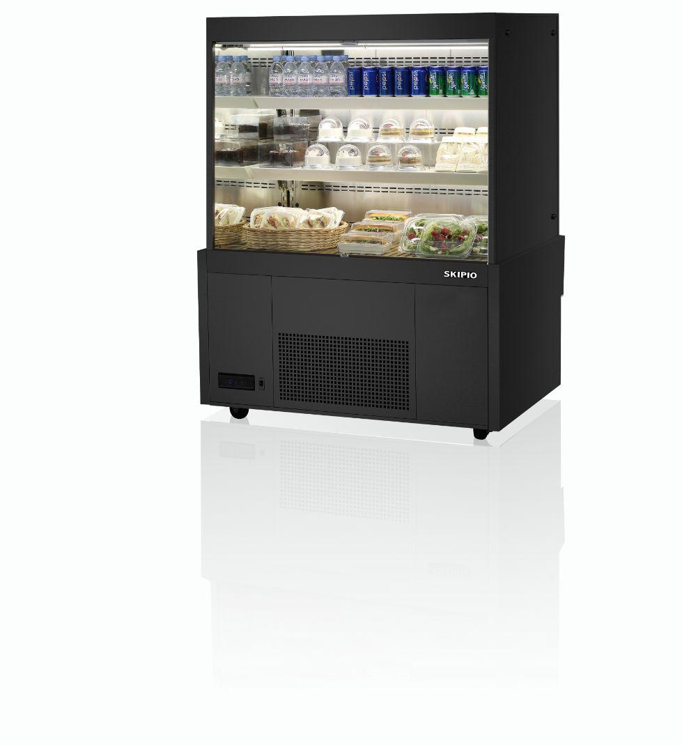 Skipio SOA-1200 Open Case Refrigerator