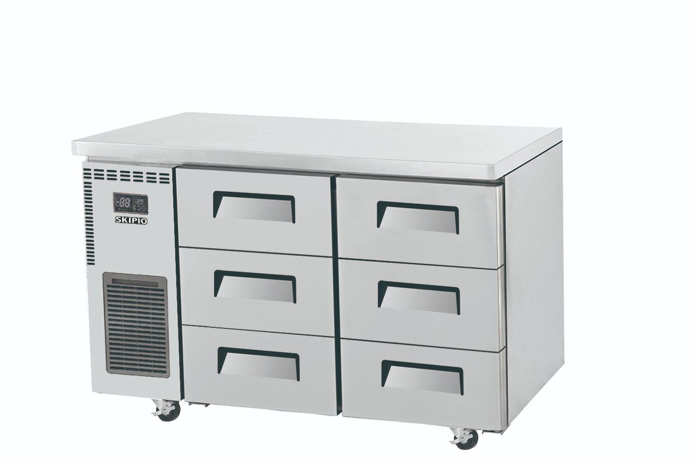 Skipio SUR12-3D-6 Undercounter (drawer)  Refrigerator