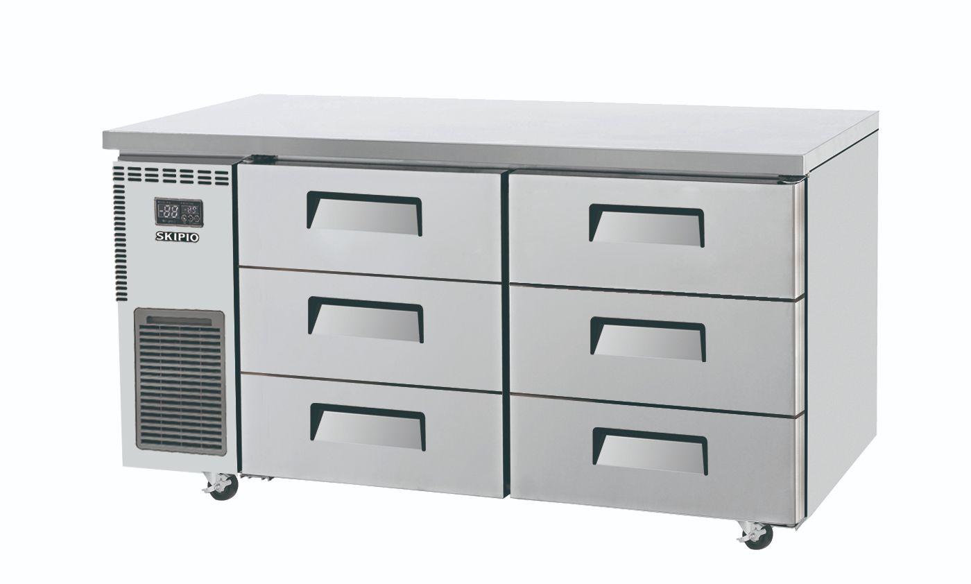 Skipio SUR15-3D-6 Undercounter (drawer)  Freezer
