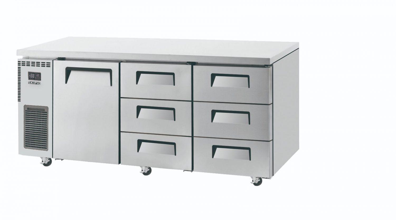 Skipio SUR18-3D-6 Undercounter (drawer)  Refrigerator