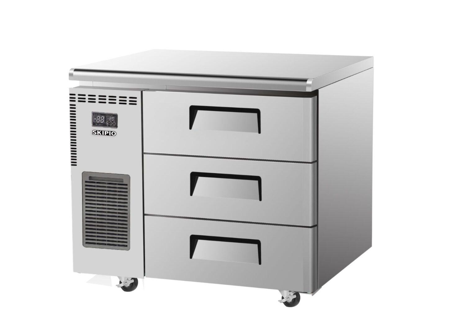 Skipio SUR9-3D-3 Undercounter (drawer)  Freezer