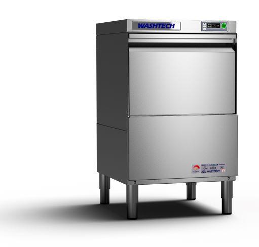 Washtech GM – Professional Undercounter Glasswasher / Dishwasher – 450mm Rack