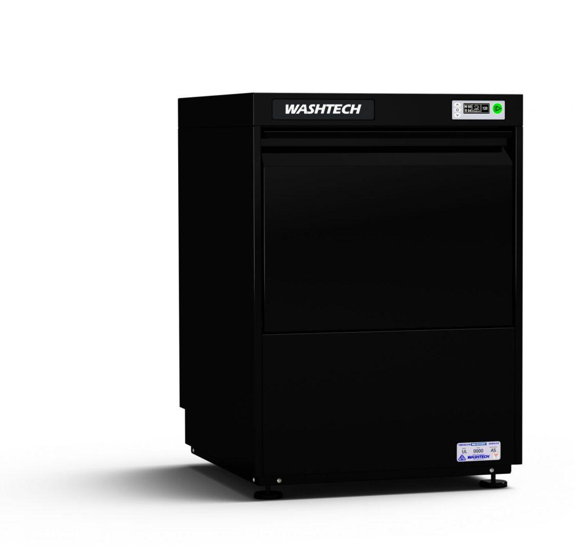 Washtech UL-B – Premium Fully Insulated Undercounter Glasswasher / Dishwasher – 500mm Rack