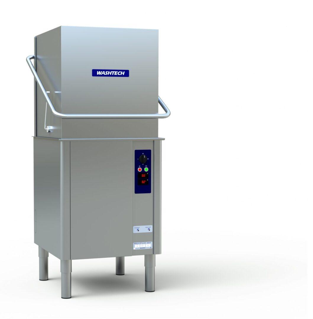 Washtech XP – Economy Passthrough Dishwasher – 500mm Rack