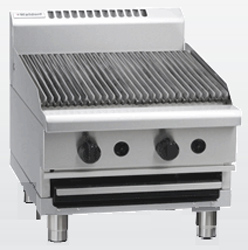 Waldorf 800 Series CHL8600G-B – 600mm Gas Chargrill Low Back Version – Bench Model