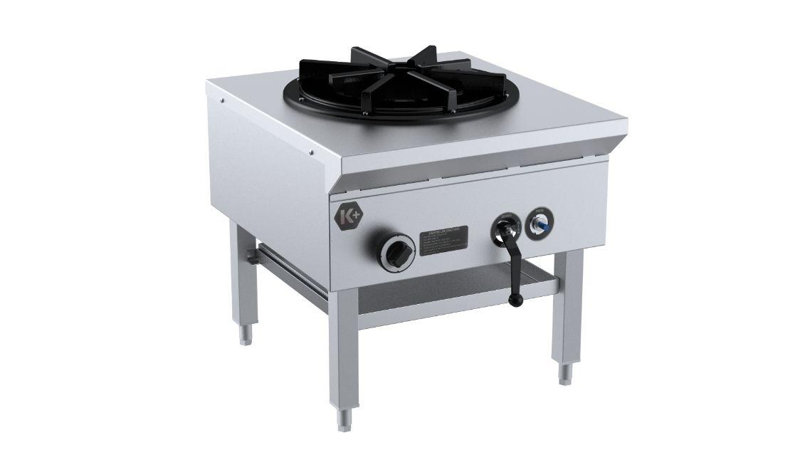 B+S K+  CSPK-1 Stand Alone Stock Pot Cooker
