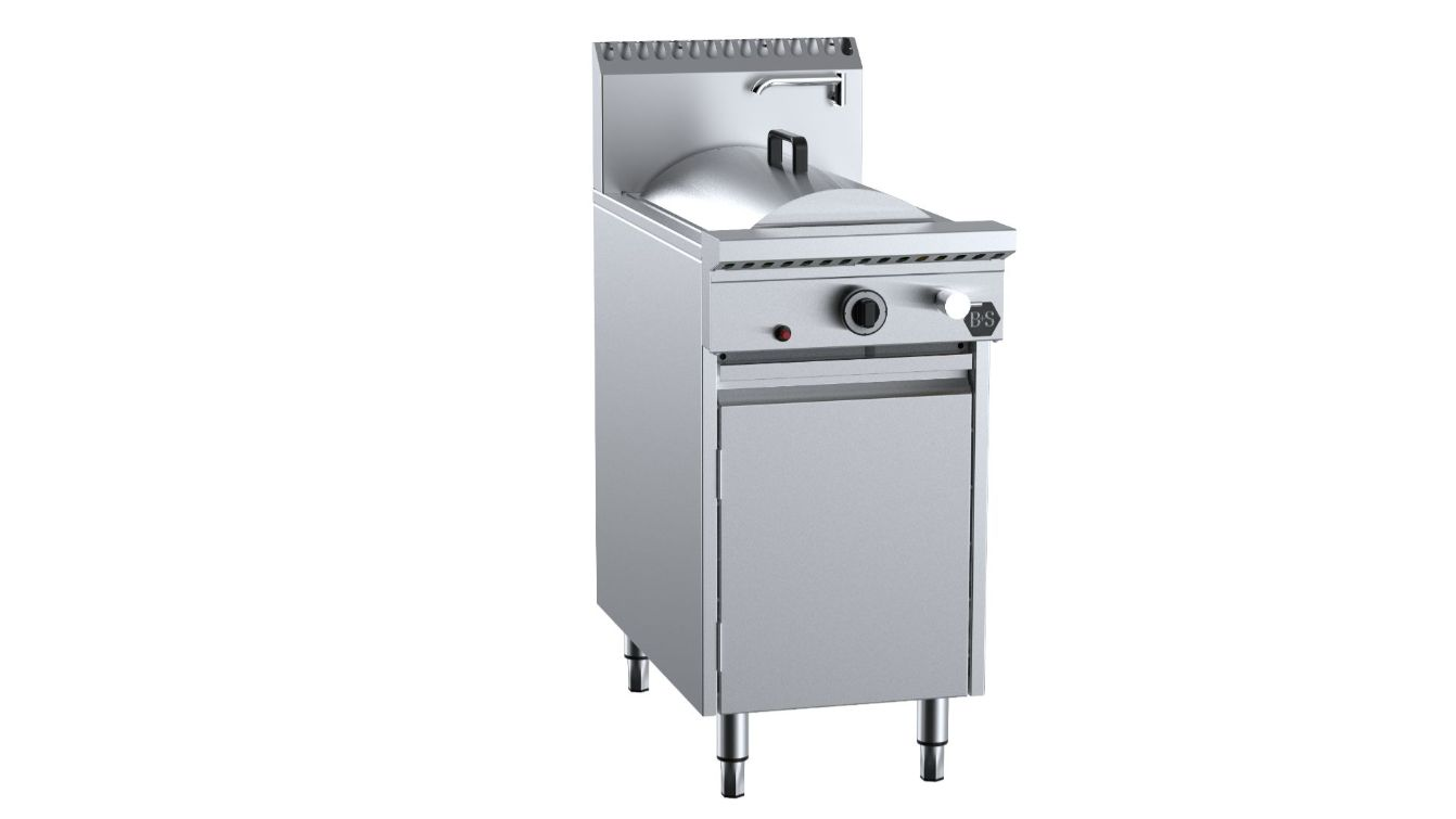 B+S NC-CF Noodle Cooker with Cheung Fun insert
