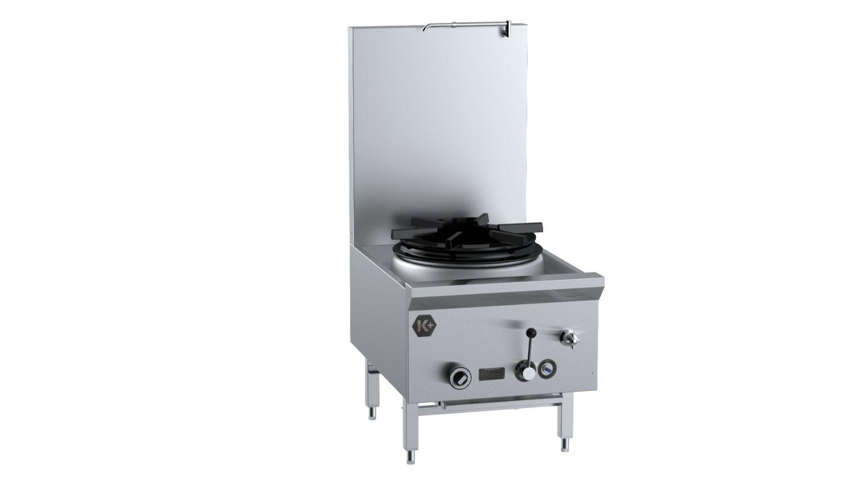 B+S K+ UFWWSPK-1 Single Hole Waterless Stock Pot Cooker