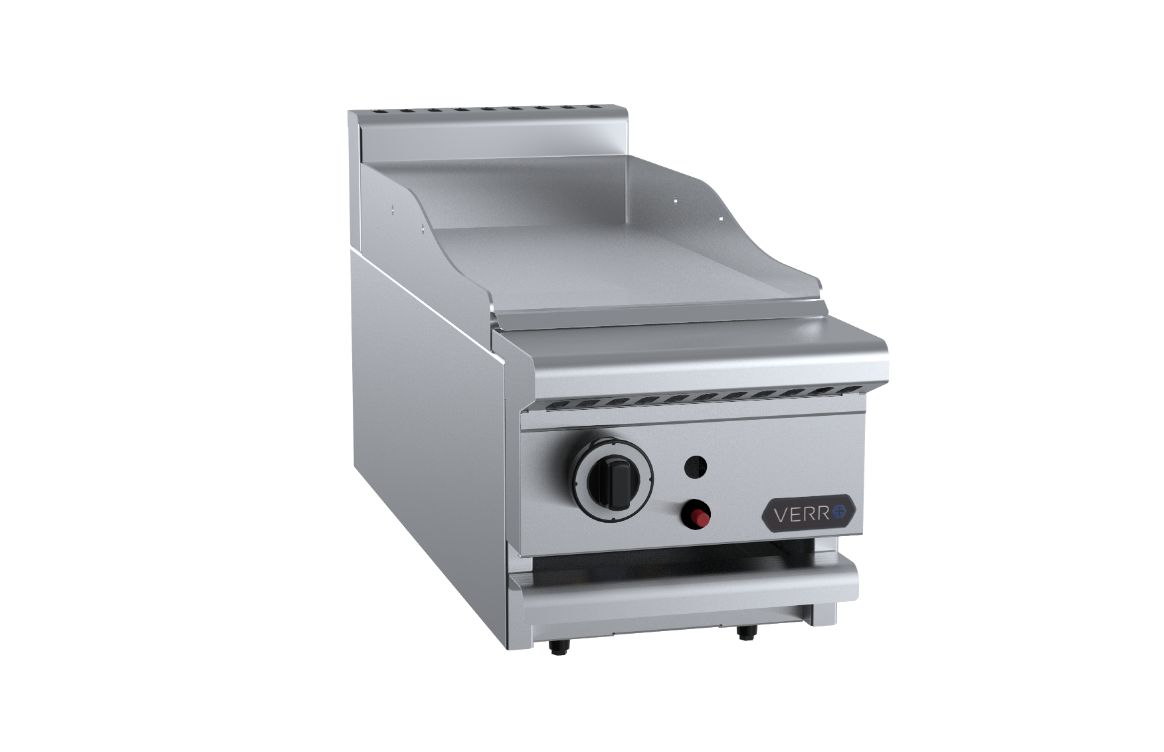 B+S Verro VHGRP-3 BM Grill Plate 300mm Bench Mounted