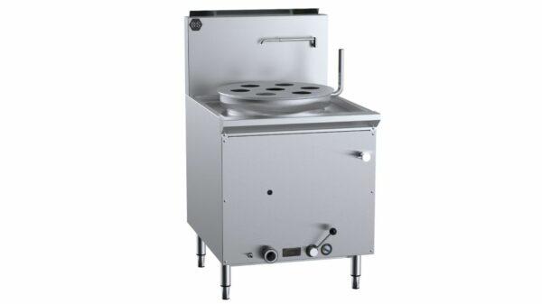 B+S YCJSF-1 Single Hole Waterless Pot Steamer
