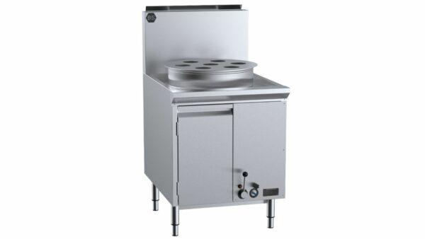 B+S  YCJSF-1HE  Single Hole Waterless Heat Exchange Steamer