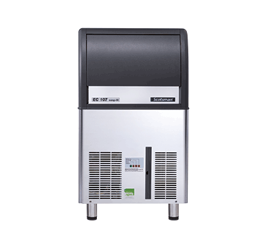 Scotsman ECM 107 AS - 51kg Ice Maker - Self Contained