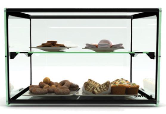 Sayl ADS0010 Ambient Display Single Tier 550mm