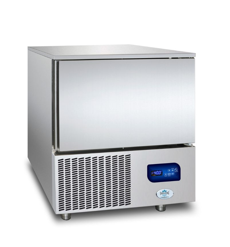 Everlasting BCE5009 Blast Chiller / Shock Freezer 5 Tray