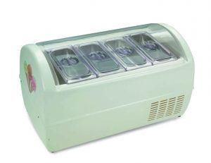 Technocrio CFT0004 Counter Top Ice Cream Freezer (Large)