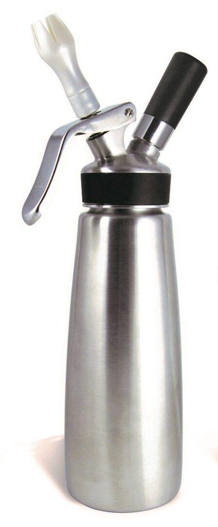 BestWhip CGB0004 1L Barista Pro Stainless Steel Cream Dispensers