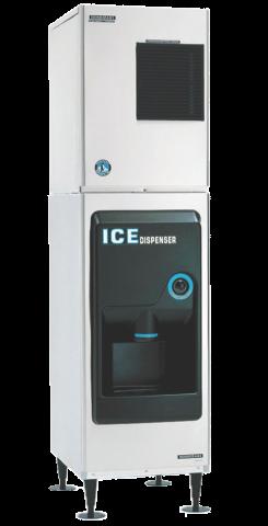 Hoshizaki DB-130H-Hotel Modular Base Unit 58kg storage – Hotel Ice Dispenser
