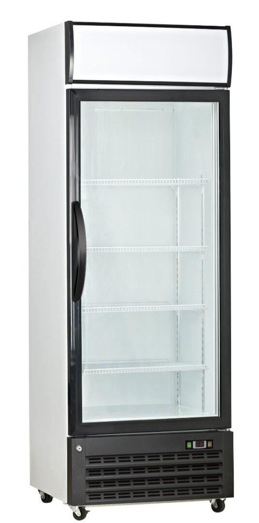 Saltas DFS2315 Single Glass Door Freezer