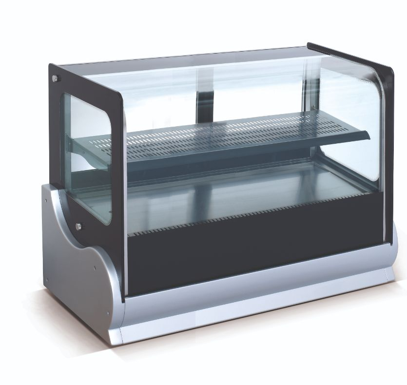 Anvil Aire DGHV0540 Hot Square Countertop Showcase 1200mm