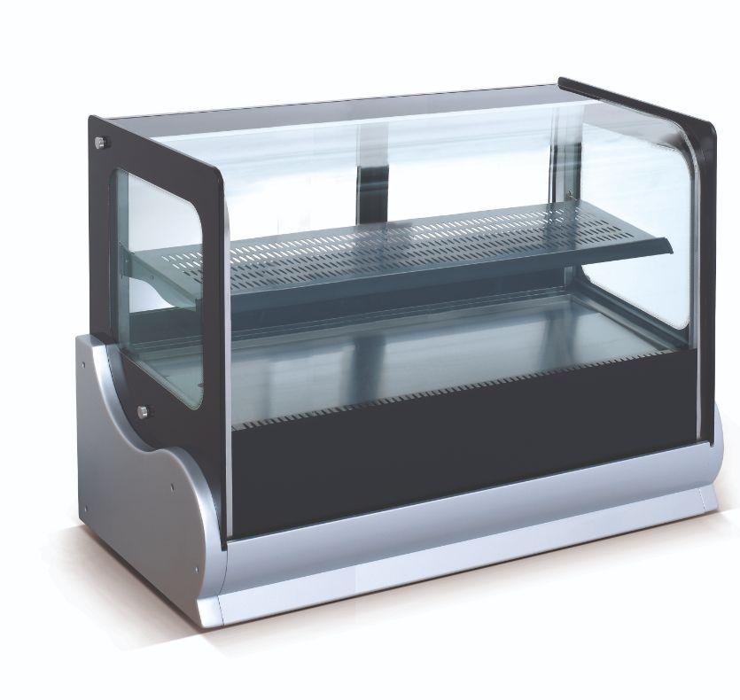 Anvil Aire DGHV0550 Hot Square Countertop Showcase 1500mm