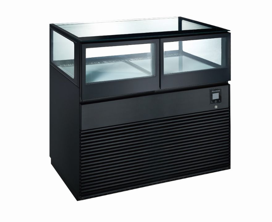 Anvil Aire DSD0002 Double Drawer Showcase