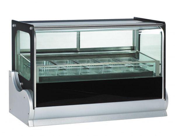 Anvil Aire DSI0550 Countertop Showcase Freezer 240Lt