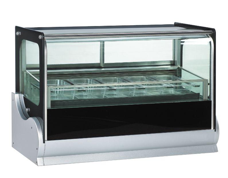 Anvil Aire DSI0540 Countertop Showcase Freezer 190Lt