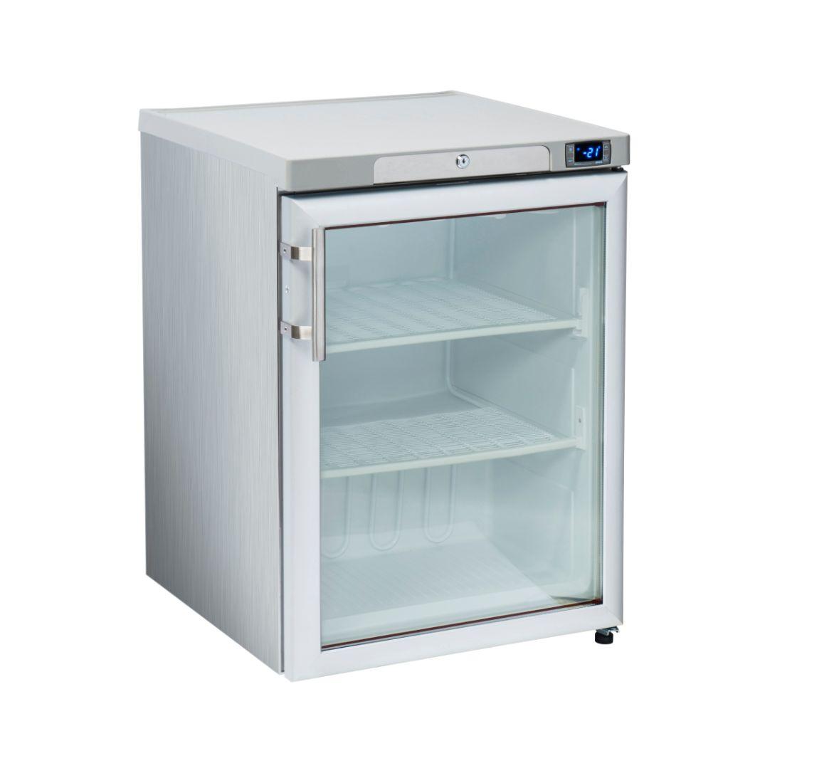 Anvil Aire FBFG1201 Single Glass Door Underbench Freezer