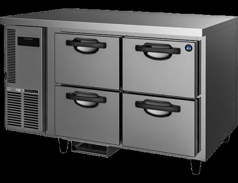 Hoshizaki FTC-125DEA-GN-4D 4 Drawer 150mm Deep Gastronorm Underbench Freezer