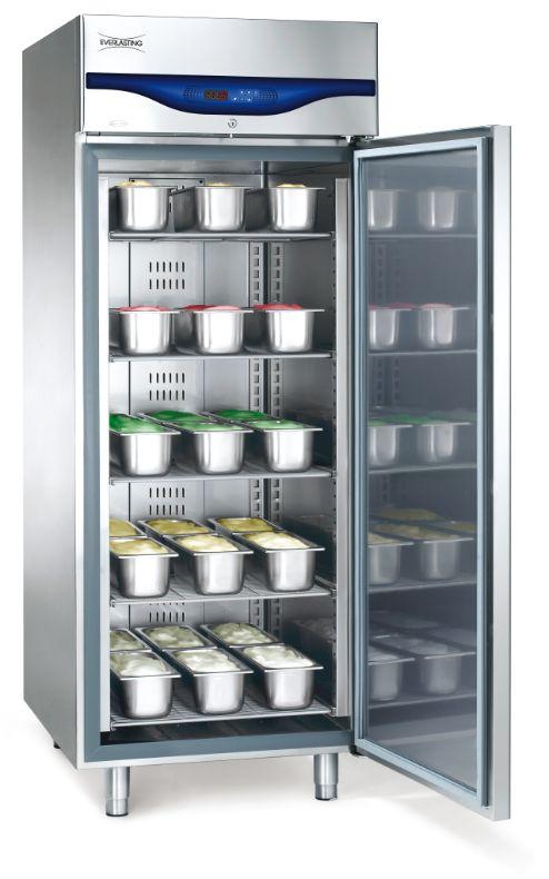 Everlasting GEL1000 Gelato Storage Cabinet 875lt