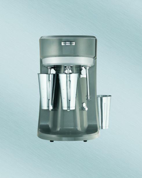 Hamilton Beach HMD0400 Triple Milkshake Mixer