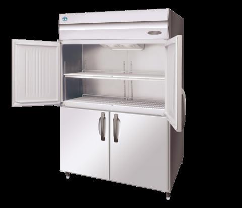 Hoshizaki HRE-147B-AHD-ML Pillarless Reach-in Refrigerator