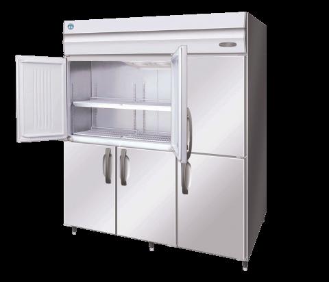 Hoshizaki HRE-187B-AHD-ML Pillarless Reach-in Refrigerator