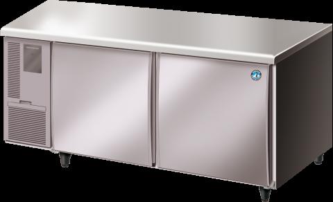 Hoshizaki FTC-150-MNA Commercial Series 2 Door Underbench Freezer
