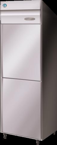 Hoshizaki HRE-77MA-AHD Commercial Series 1 Door Upright Refrigerator Split 1/2 doors