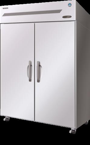 Hoshizaki HRE-140B-ALD-GN Professional 2 Door Gastronorm Upright Refrigerator