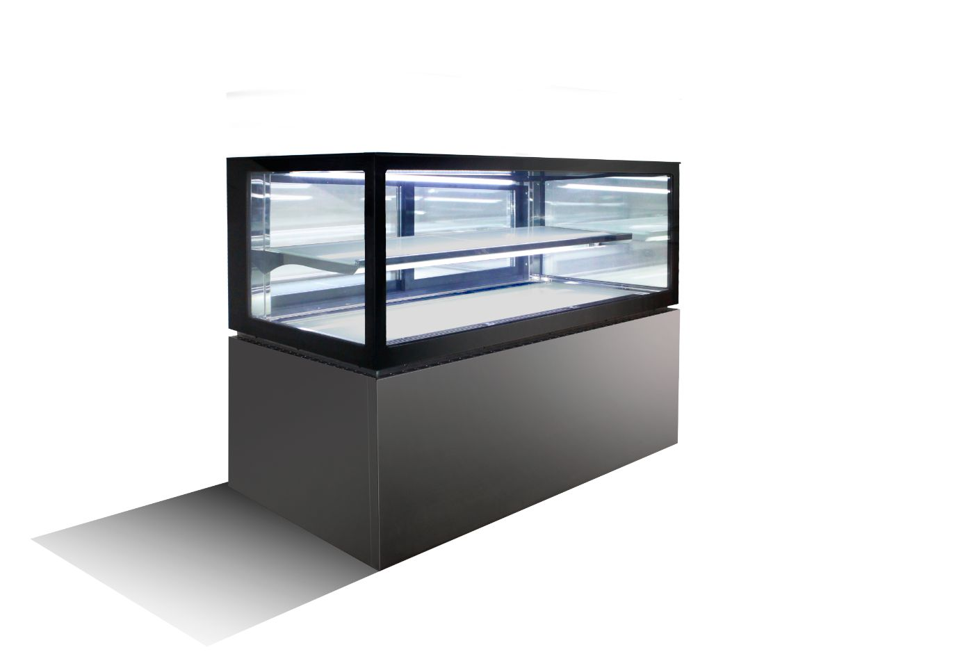 Anvil Aire NDSJ2760 Low Line Jewellery Display 2 Tier 1800mm