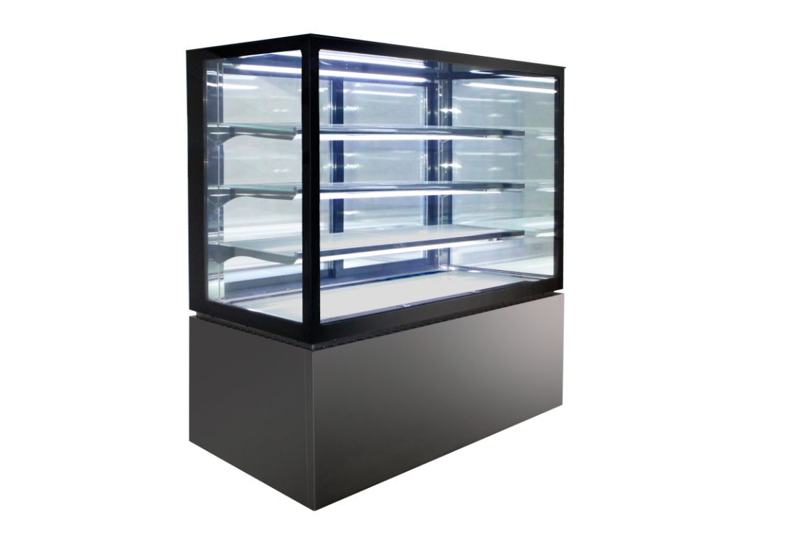 Anvil Aire NDSV4740 Cake Display 4 Tier 1200mm