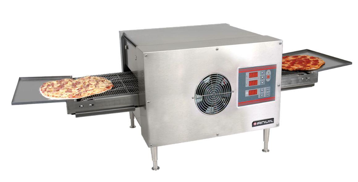 Anvil POK0004 Conveyor Pizza Oven (3 PH)