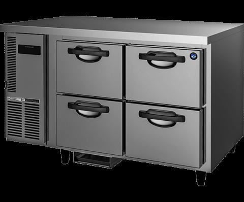 Hoshizaki RTC-125DEA-GN-4 Drawer Type Undercounter Refrigerator