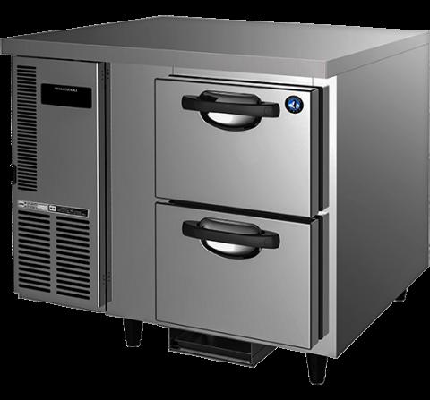 Hoshizaki RTC-90DEA-GN-2D 2 Drawer 150mm Deep Gastronorm Underbench Refrigerator