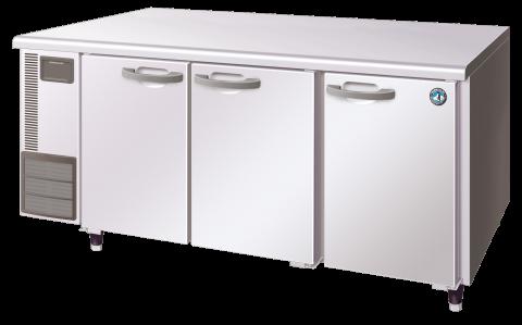 Hoshizaki RTE-170SDA-GN 3 Door Undercounter Refrigerator