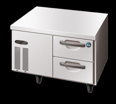 Hoshizaki RTL-98DDAC Pillarless 2 Drawer Undercounter Refrigerator
