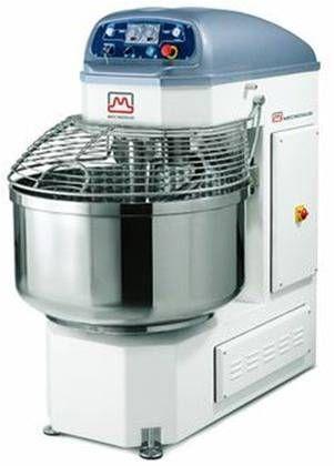 Mecnosud SMM1130 Bakery Spiral Mixer 200Lt Bowl 130KG
